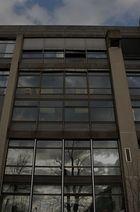 Rost-Fassade (Wird nächstes Jahr saniert)