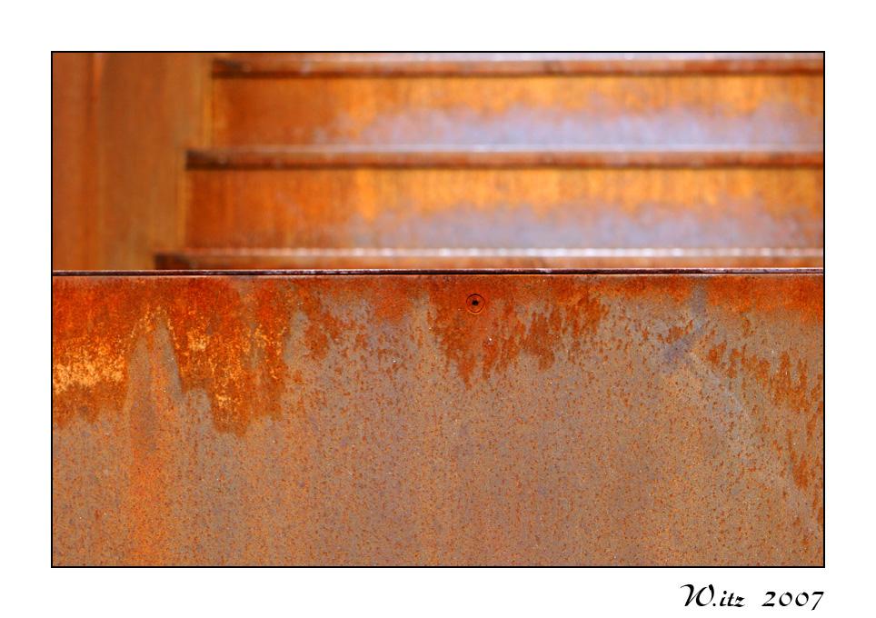 ROST...ige Treppe/#1