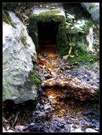 Rostiges Wasser