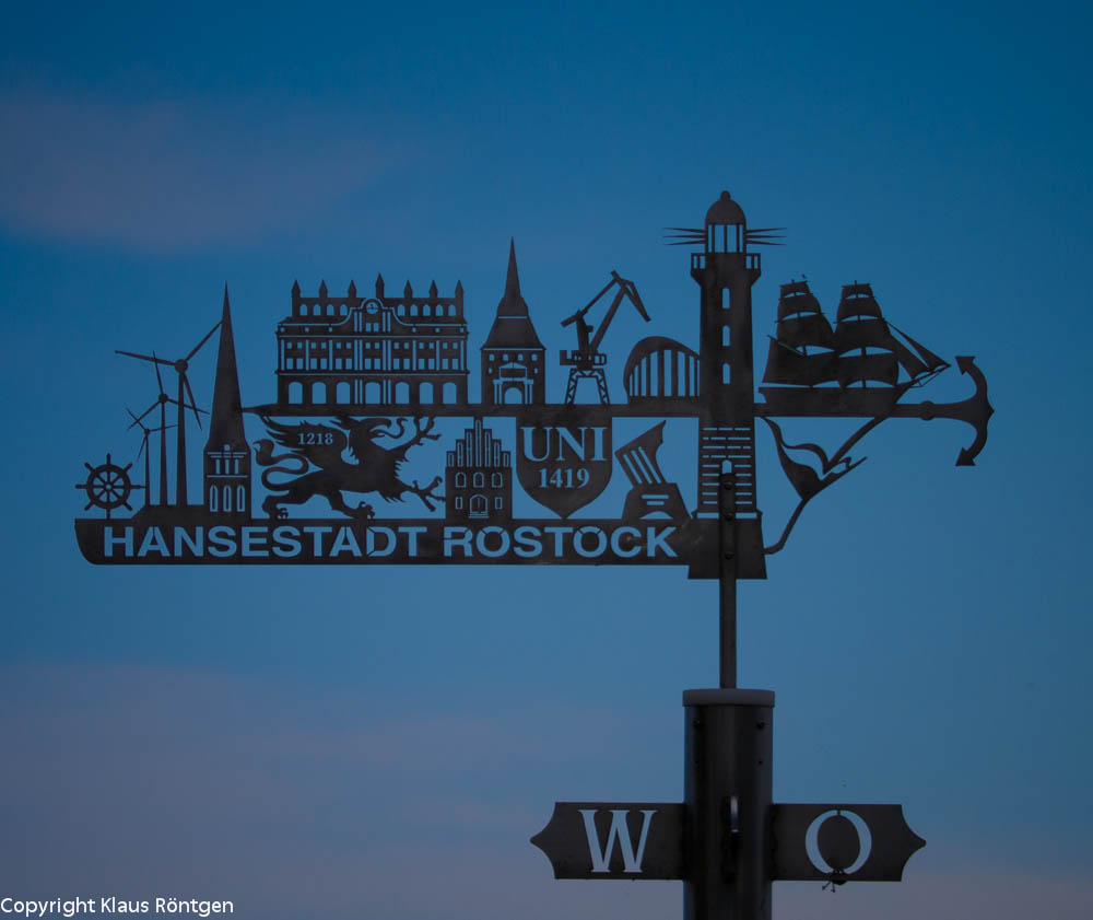 Rostock auf einen Blick