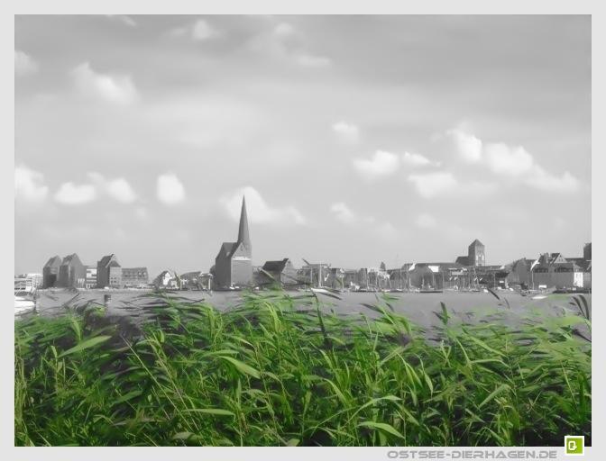 .::Rostock::. Blick auf die City!