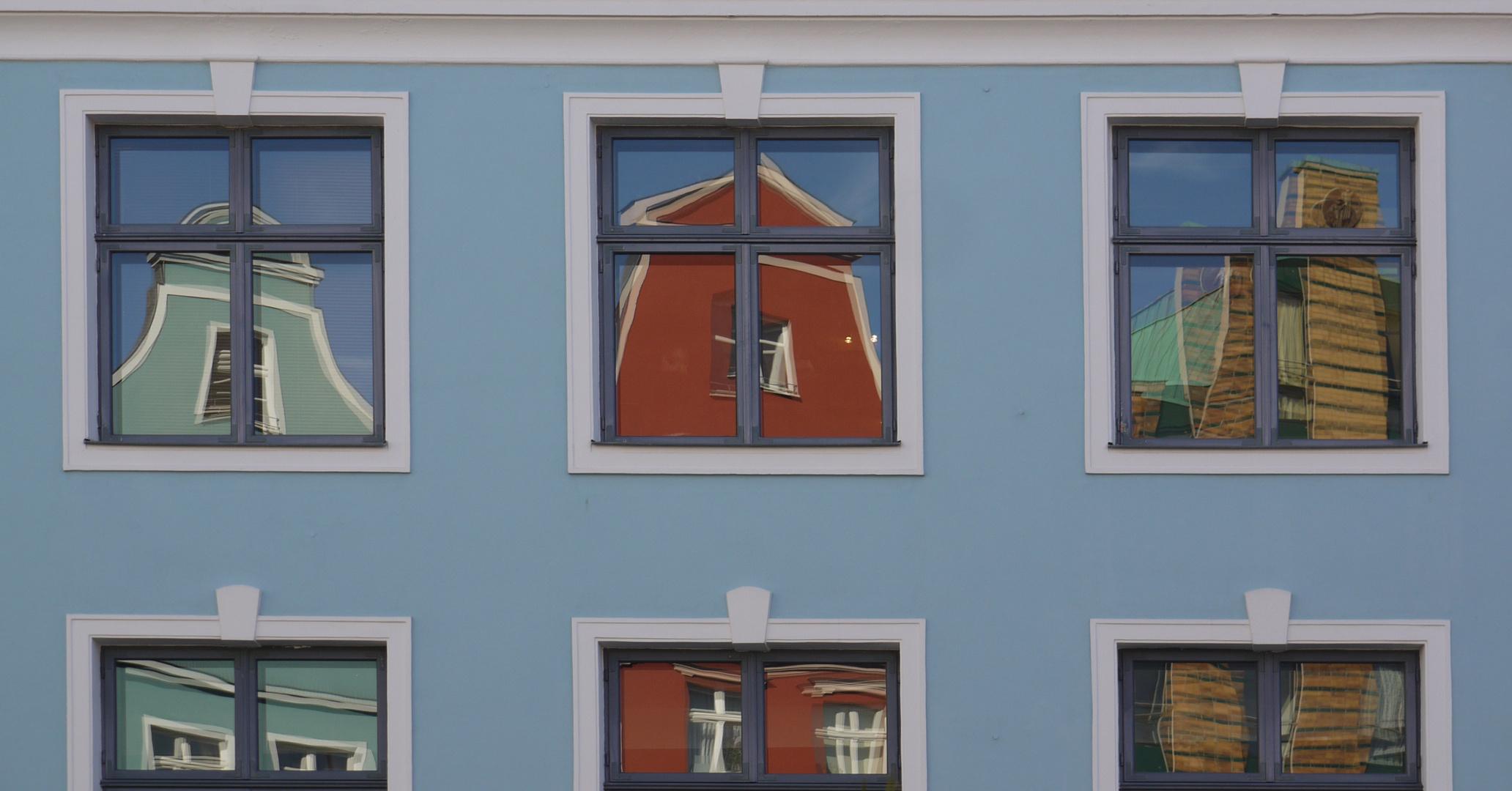Rostock im Spiegel der Zeit