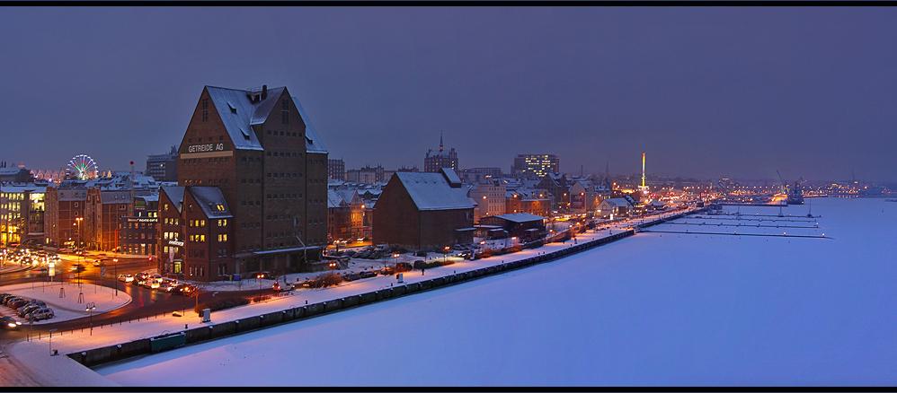 rostock im winter foto bild deutschland europe. Black Bedroom Furniture Sets. Home Design Ideas