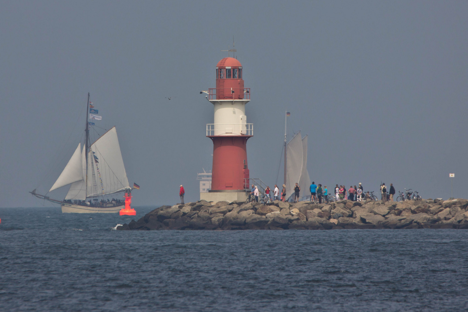 Rostock Warnemünde - Hanse Sail 2013