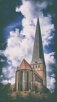 Rostock...#01 - Petrikirche