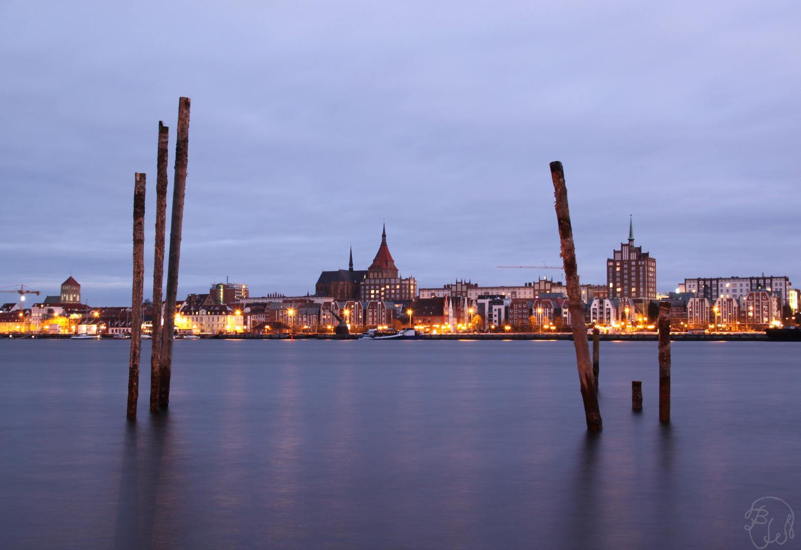 Rostocks Warnowufer I