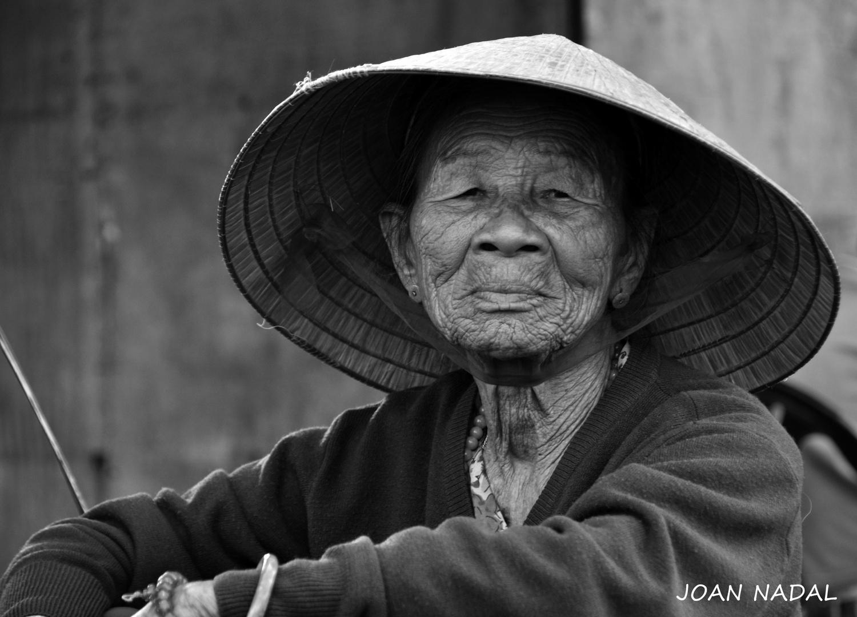 Rostros de Vietnam. 1