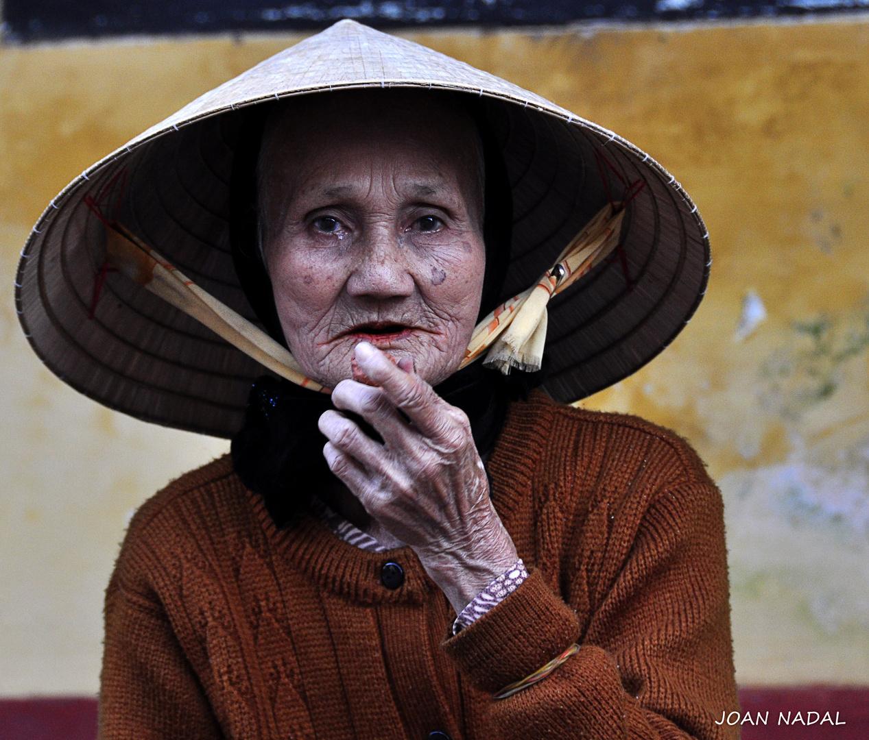 Rostros de Vietnam. 2