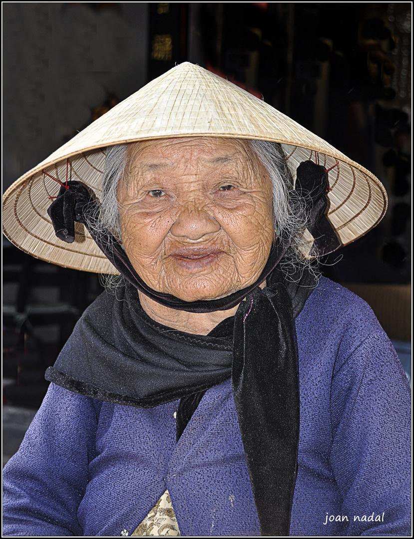Rostros de Vietnam