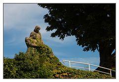 Roswitha-Denkmal Hattingen-Blankenstein