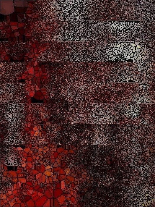rot abstrakt