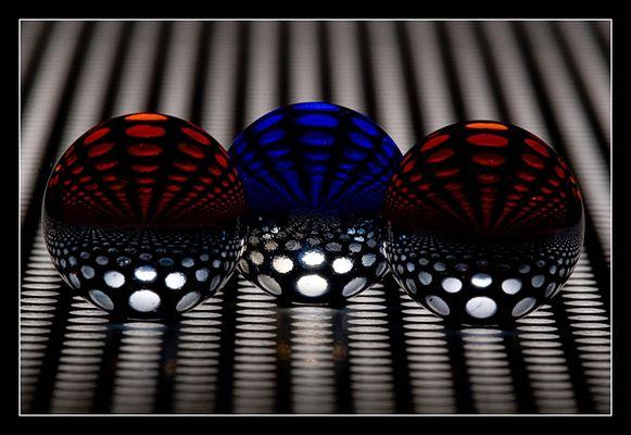 Rot - Blau - Rot