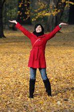 Rot-goldener Herbst