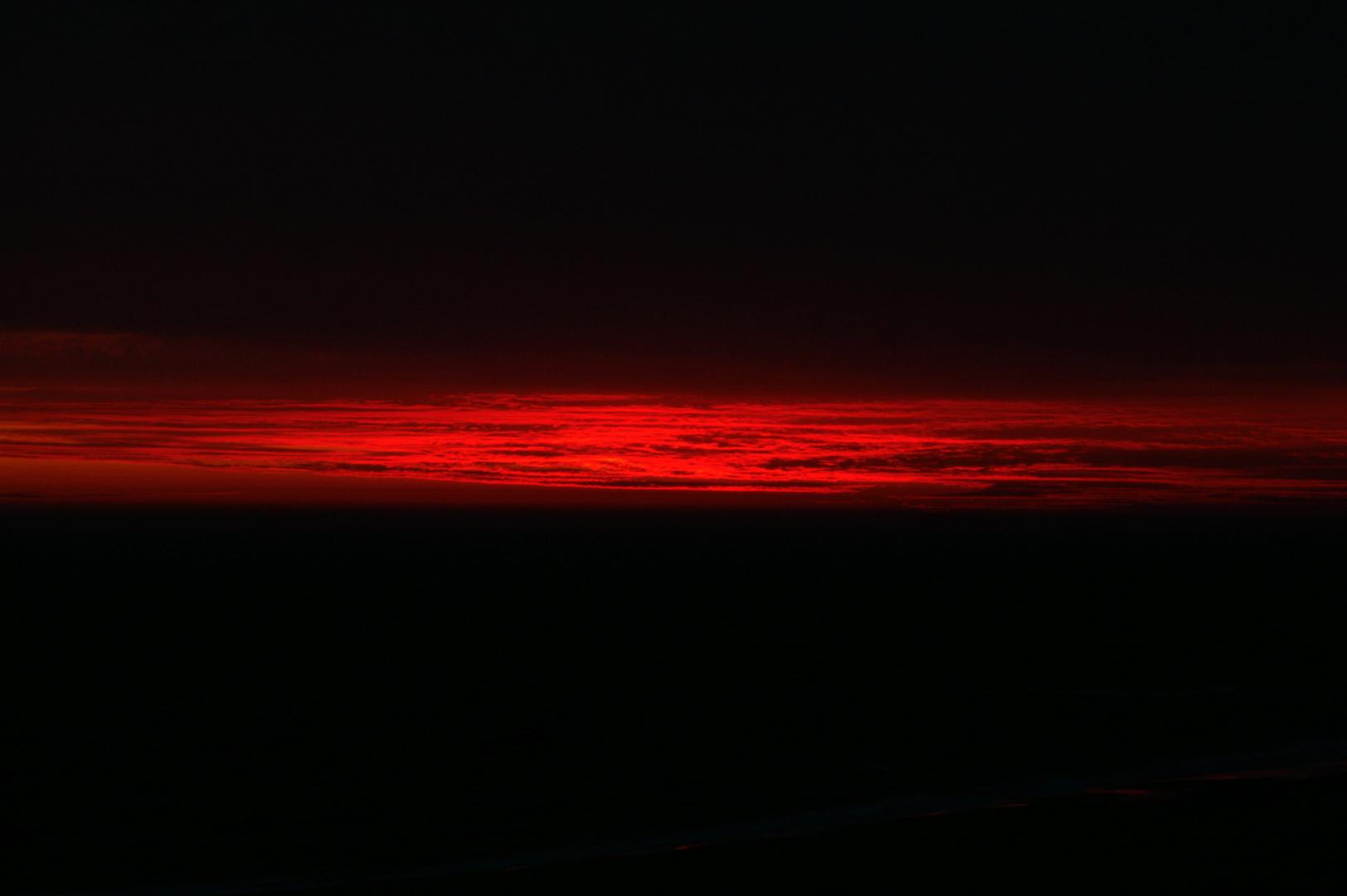 rot in schwarz