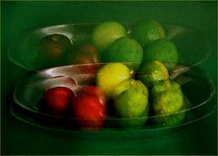Rot und Grün - Rojo y verde