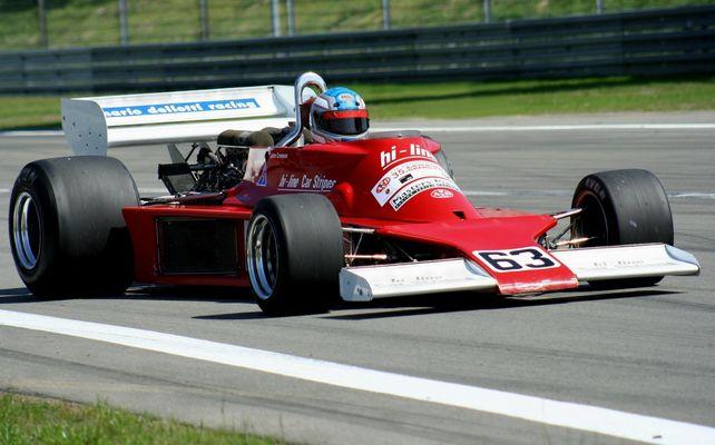 Rot und schnell