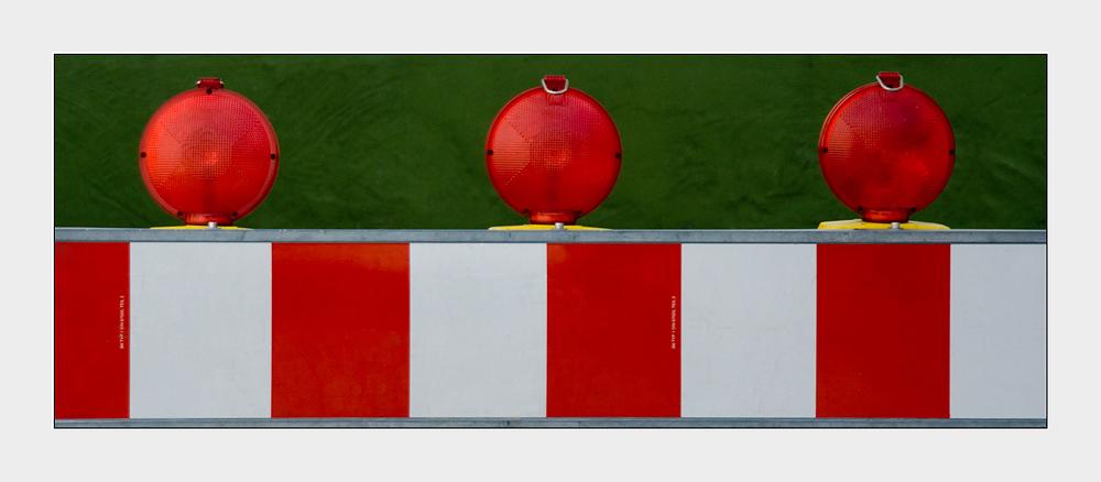 rot - weiß - grün II