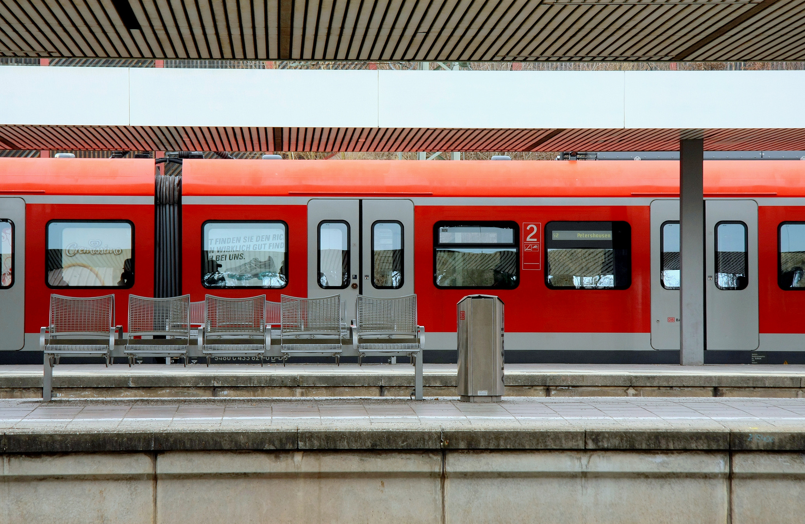 Rote Bahn