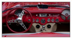 rote Corvette
