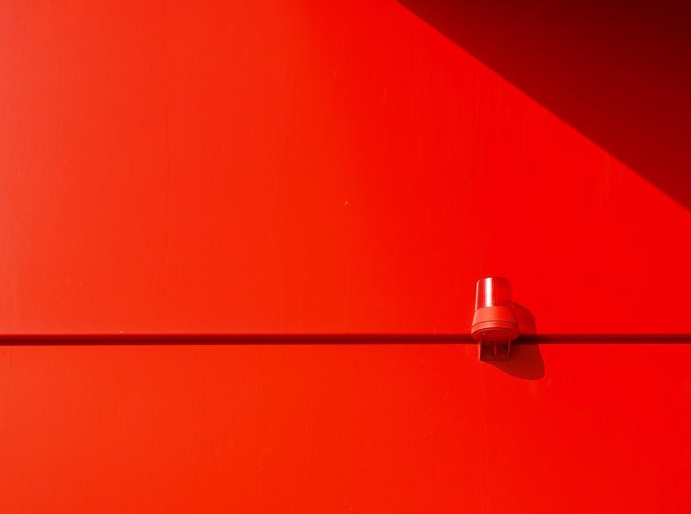 rote Fassade 1