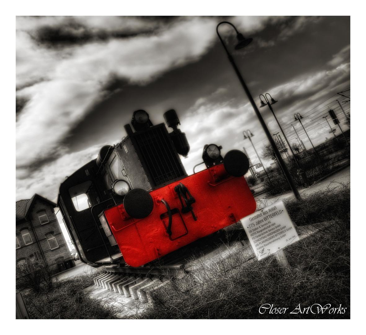 Rote Front (( HDRI ))