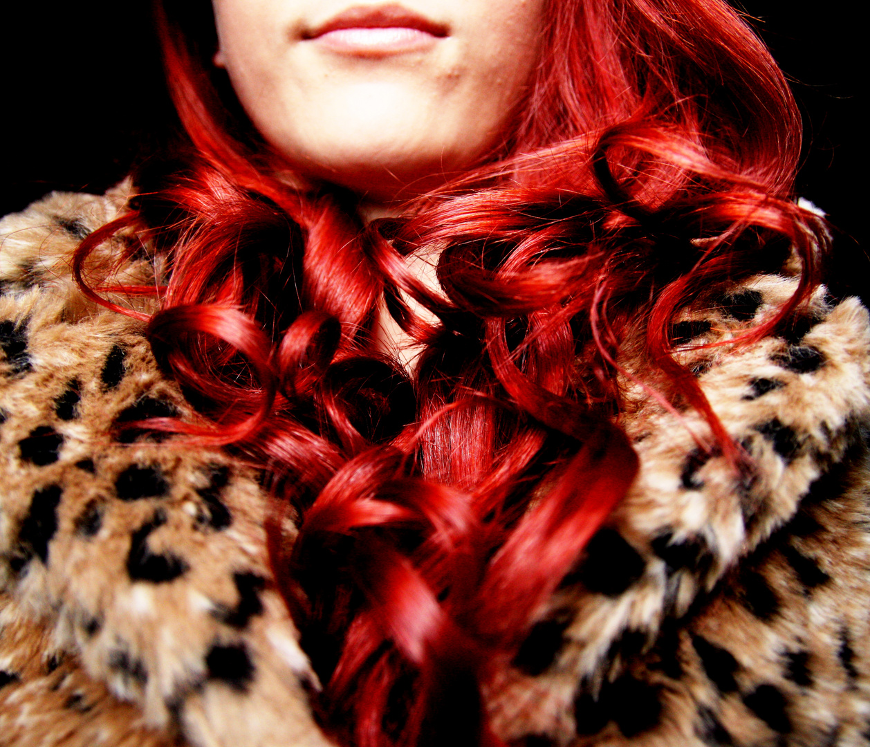 Rote Haare...