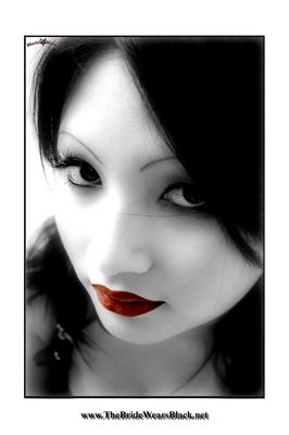 Rote Lippen soll man küssen................................