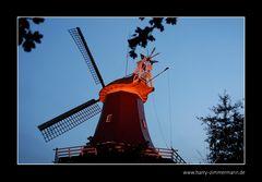 Rote Mühle Greetsiel