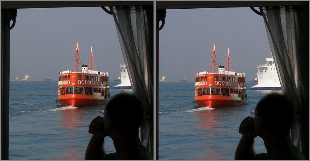 Rote Star-Ferry