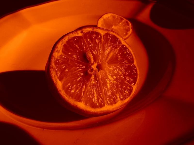 rote Zitrone