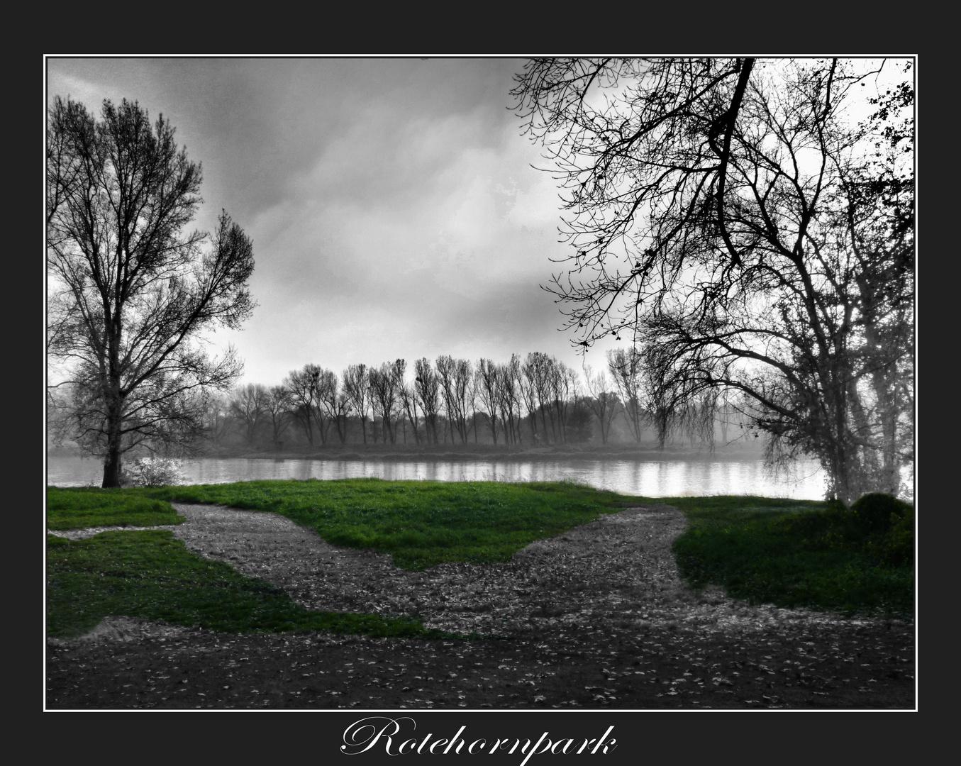 Rotehornpark Magdeburg