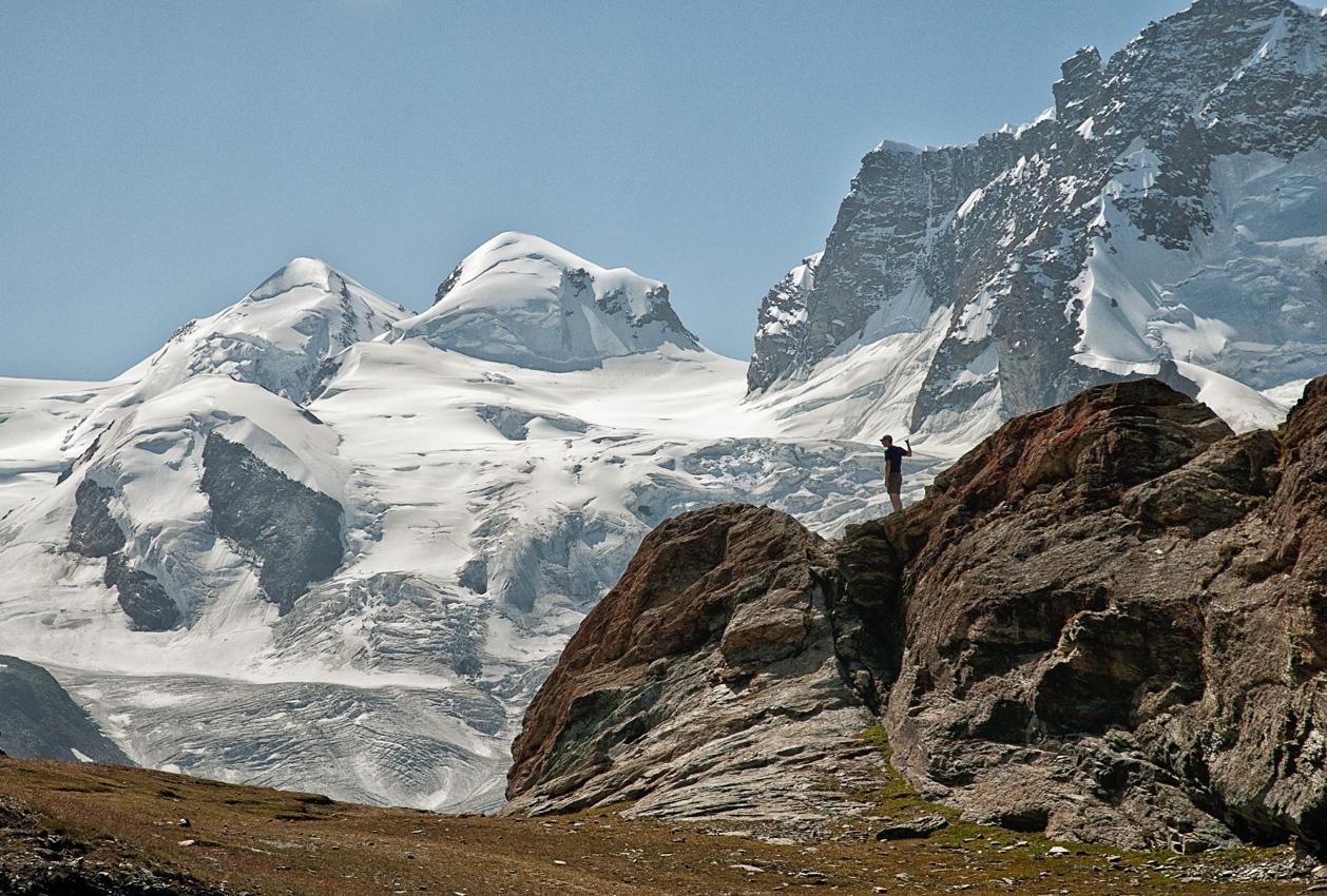 Rotenboden - 2815 m / Schweiz