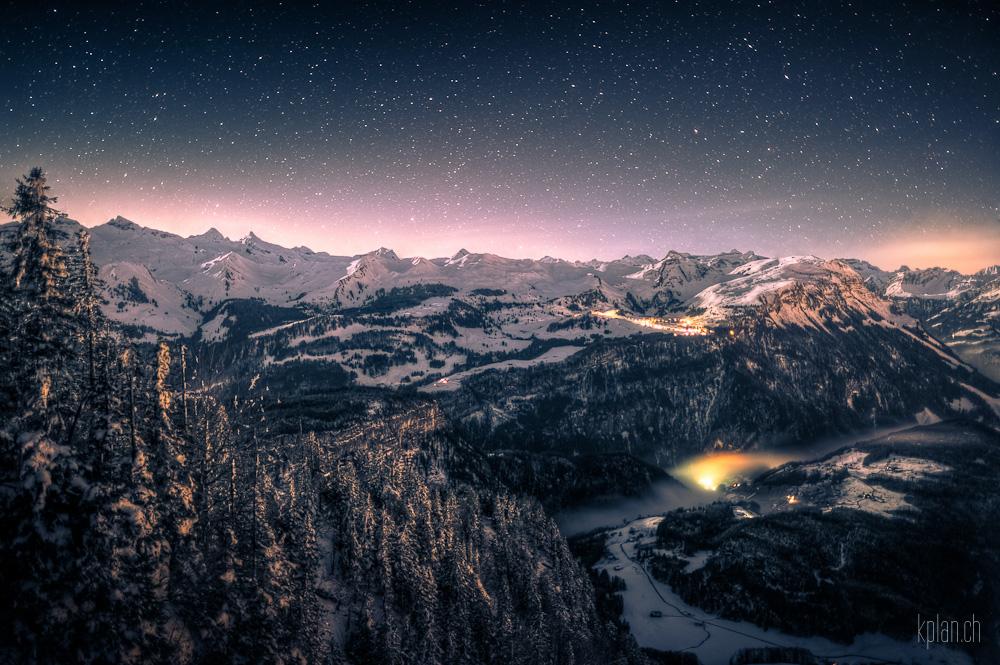 * Rotenfluh: Bergkette *