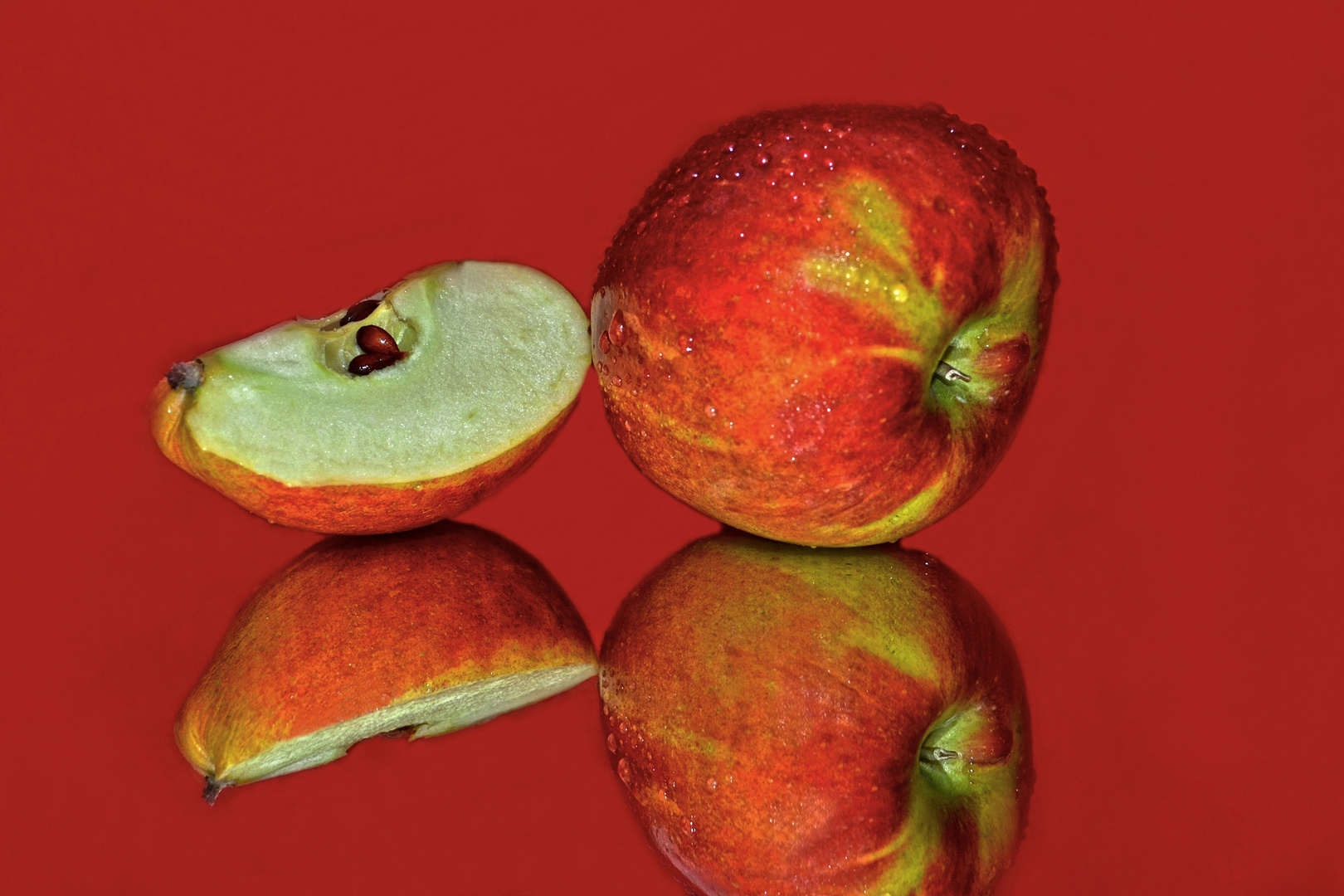 ~ roter Apfel ~