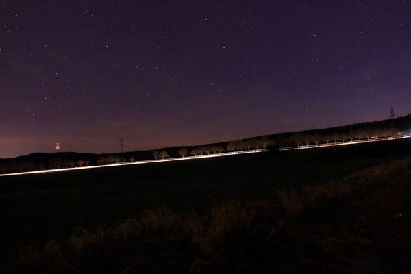 Roter Berg Diekholzen Sternenklar