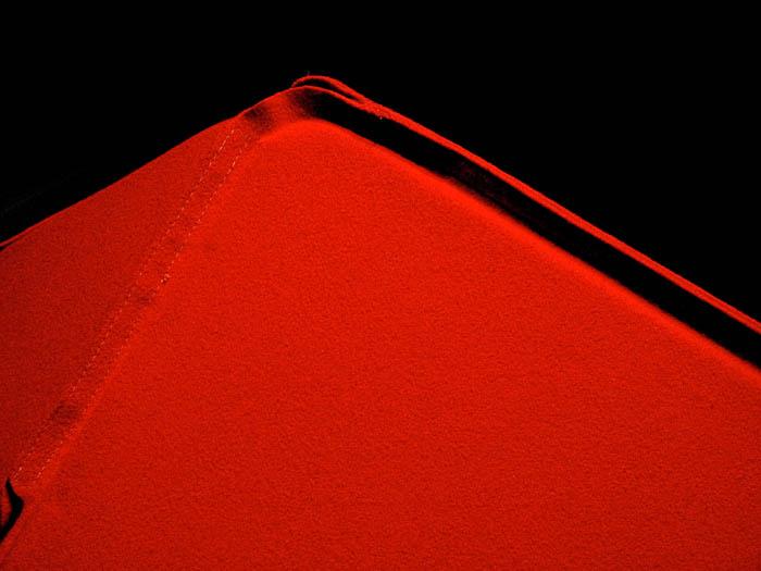 Roter dreieck