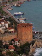 Roter Turm von Alanya