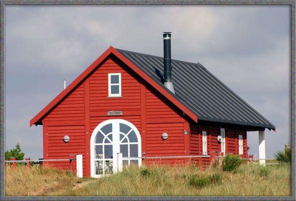 Rotes Haus.