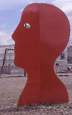 Rotes Kopf mit dem Stroh...
