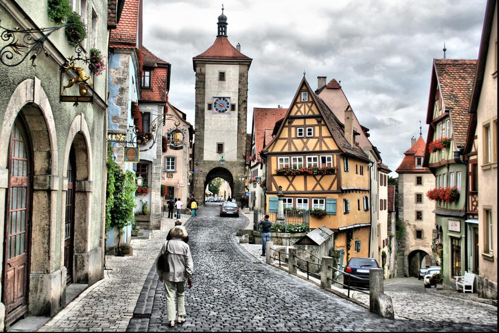 Rothemburg ob ter tauber