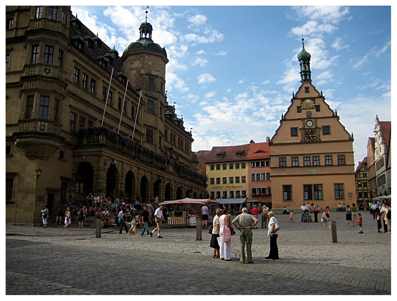 Rothenburg...