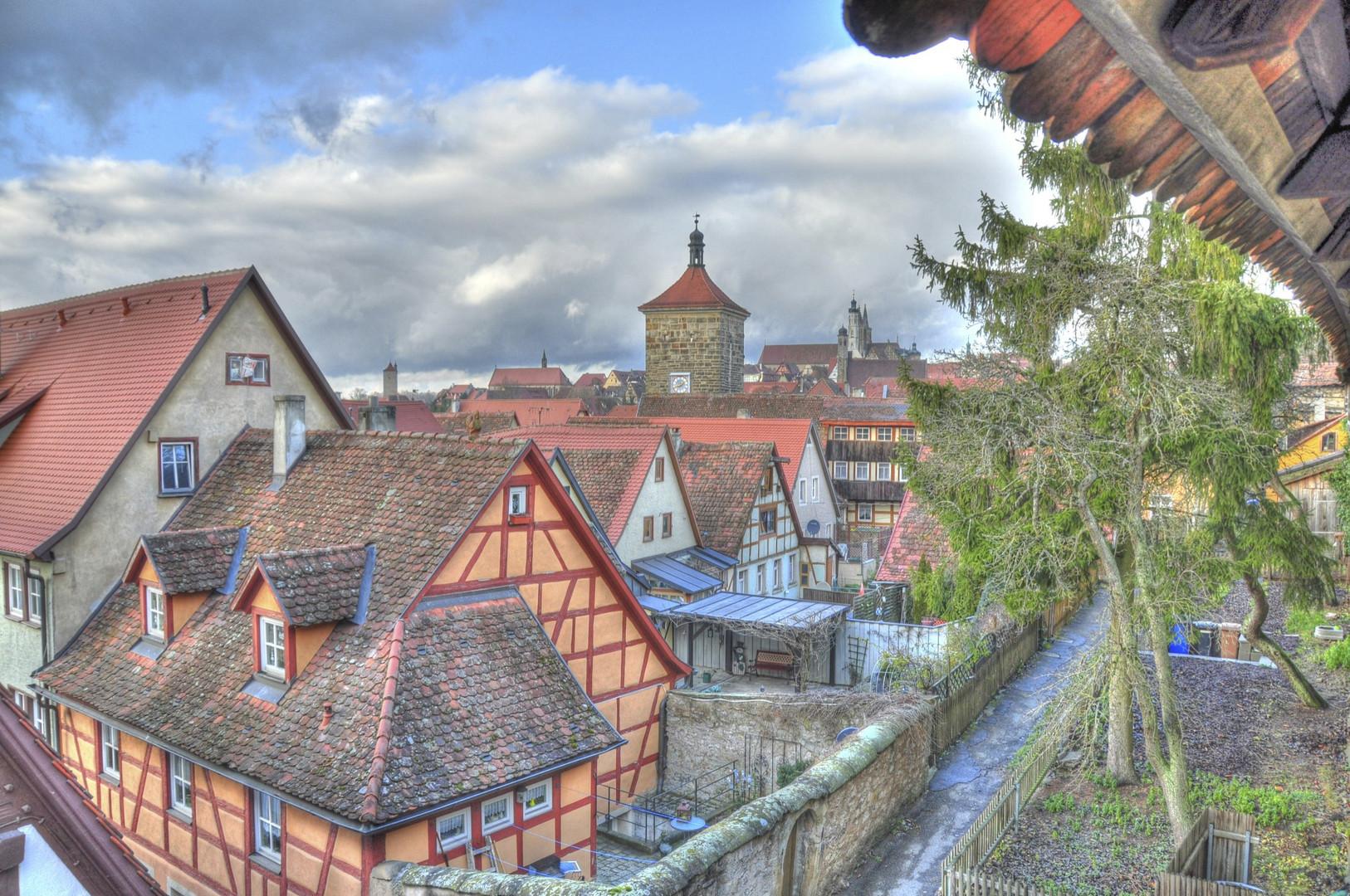Rothenburg HDR