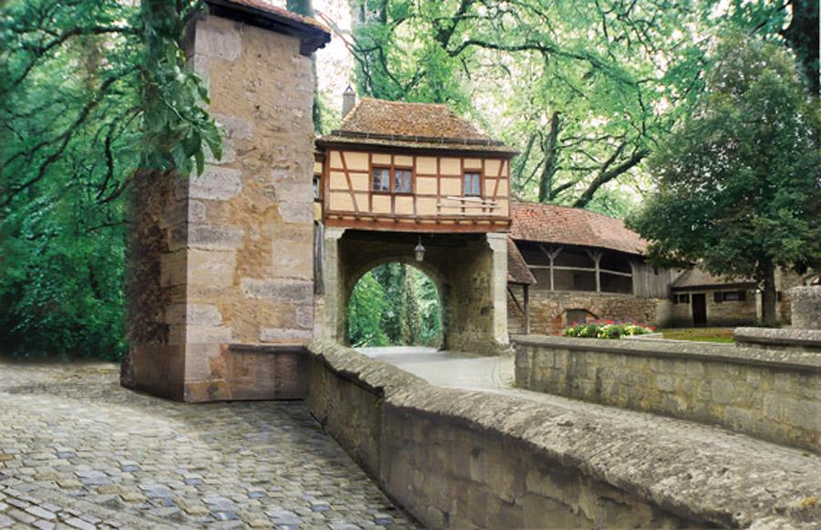 Rothenburg im wald