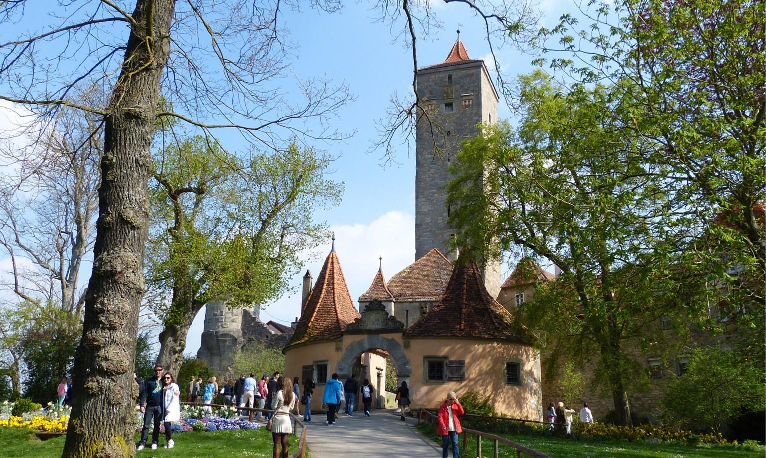 Rothenburg ob der Tauber 1