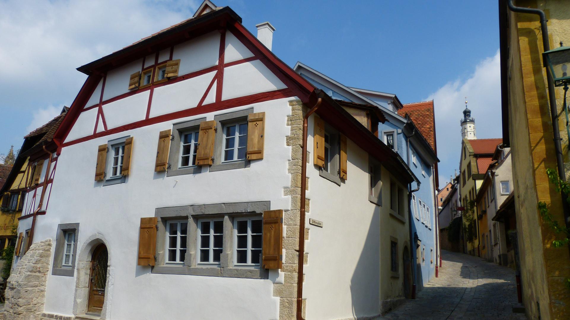 Rothenburg ob der Tauber 4
