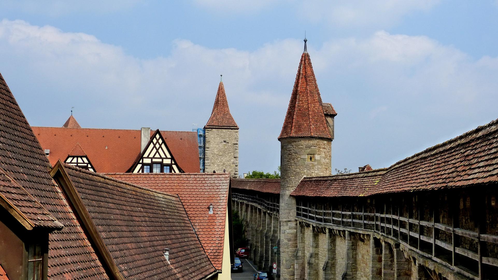 Rothenburg ob der Tauber 7