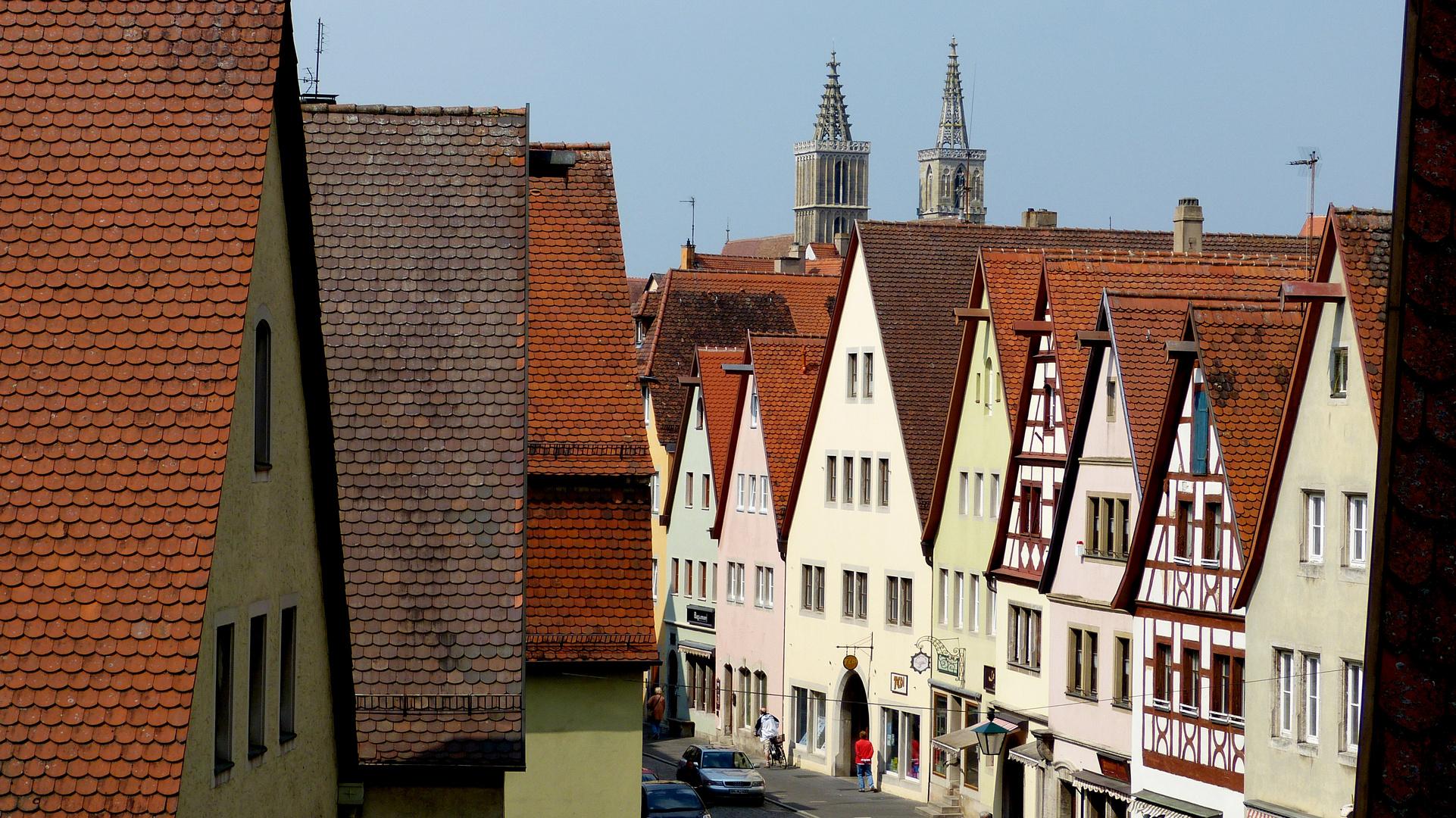 Rothenburg ob der Tauber 8