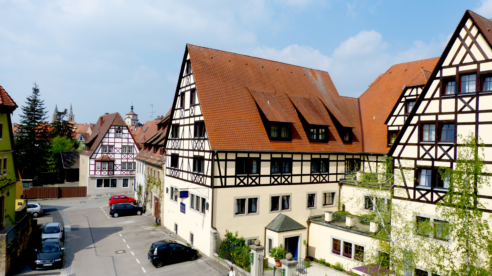 Rothenburg ob der Tauber 9