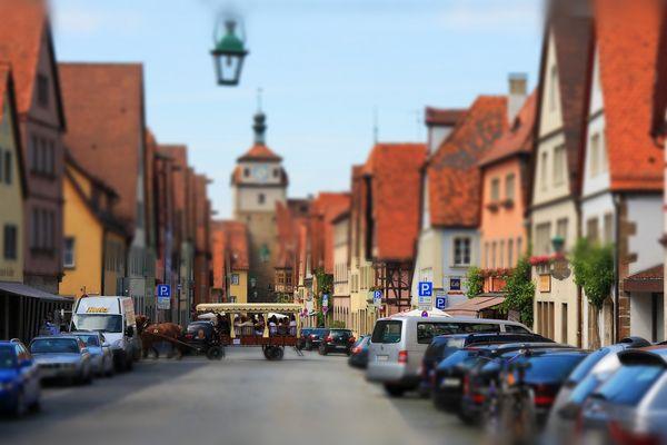 Rothenburg ob der Tauber - FTS