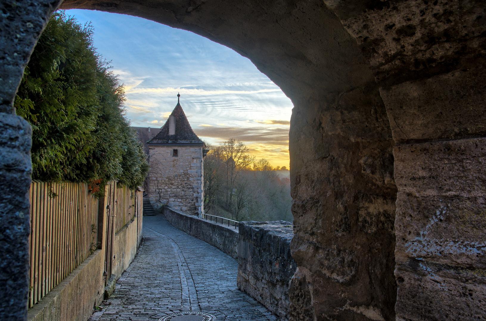 Rothenburg o.d. Tauber 5